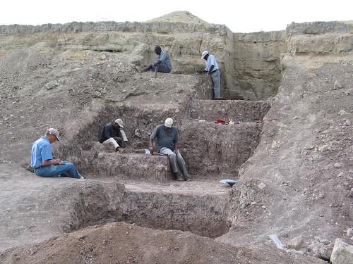 Excavation GOK-1