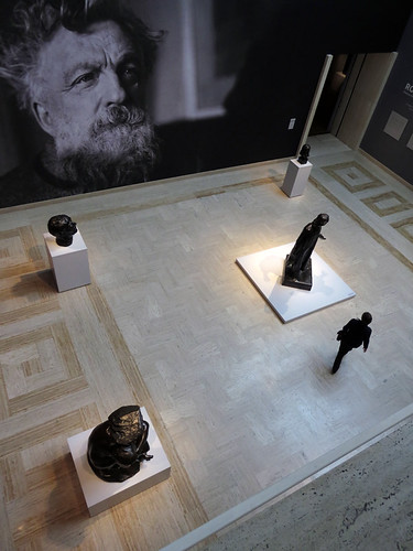 Portland Art Museum: Rodin sculpture exhibit