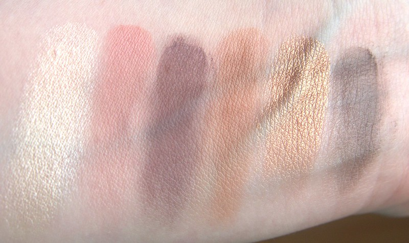 the Balm Nude Beach swatch