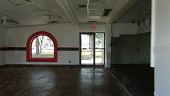 A-Mayes-N Soulfood & Catering interior (closed)