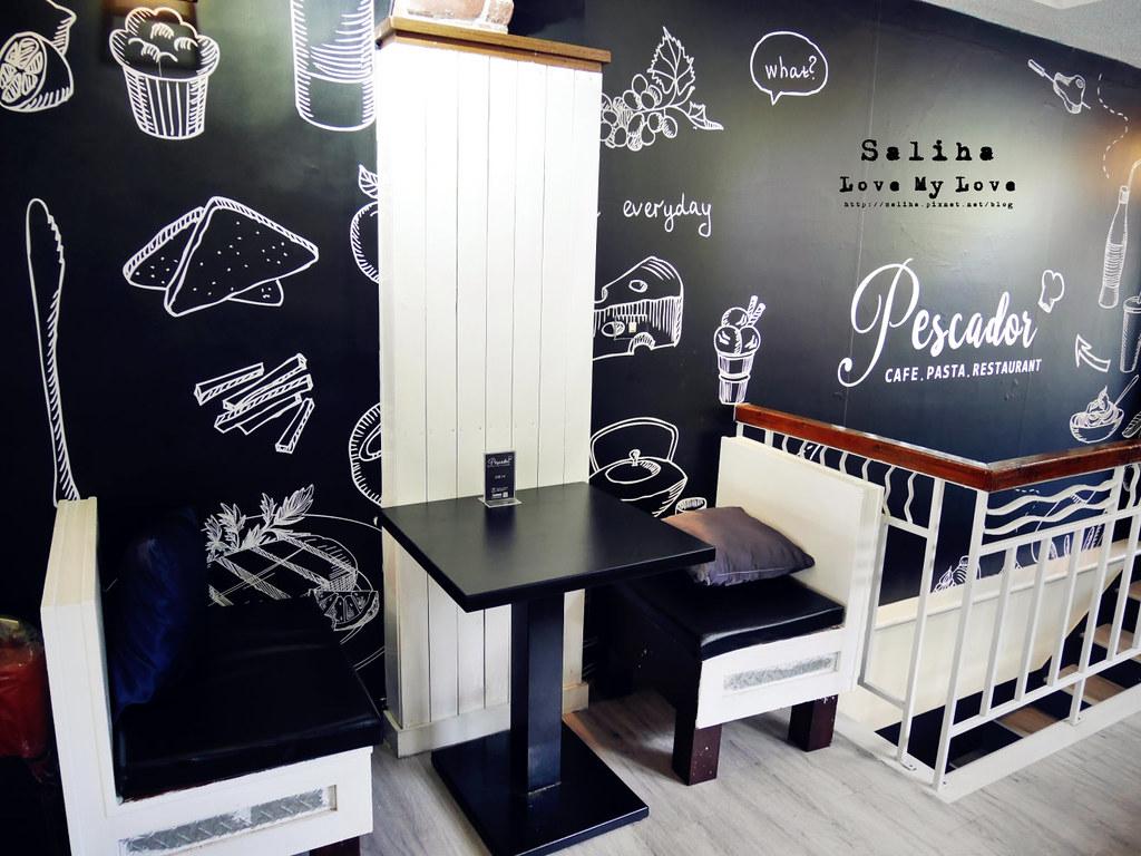 淡水老街景觀餐廳Pescador Cafe 漁夫先生 (21)