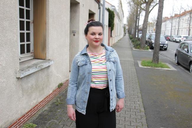 comment-porter-veste-jean-perles-blog-mode-la-rochelle-5