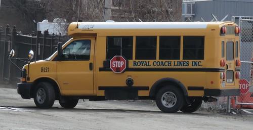 Royal Coach Lines R-157