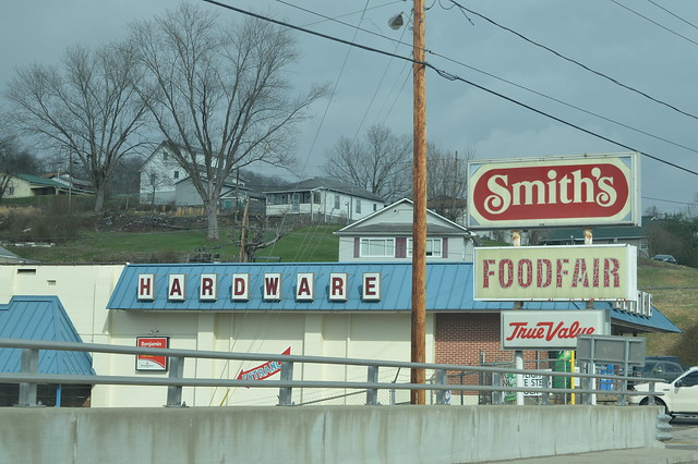 Smith's Foodfair and Hardware Big Chimney, WV