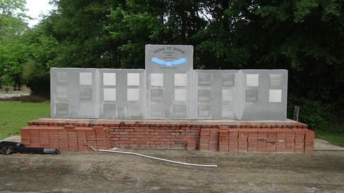 chfstew mississippi msstonecounty memorial veteransmemorial