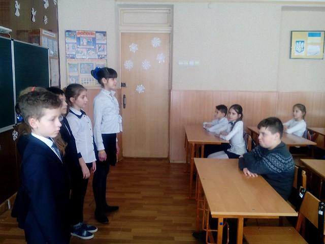 """Інформаційна година """"Без міцної родини - нема України"""""""