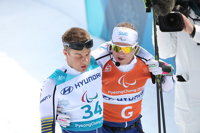 Paralympics 2018 Biathlon / Cross Country Skiing