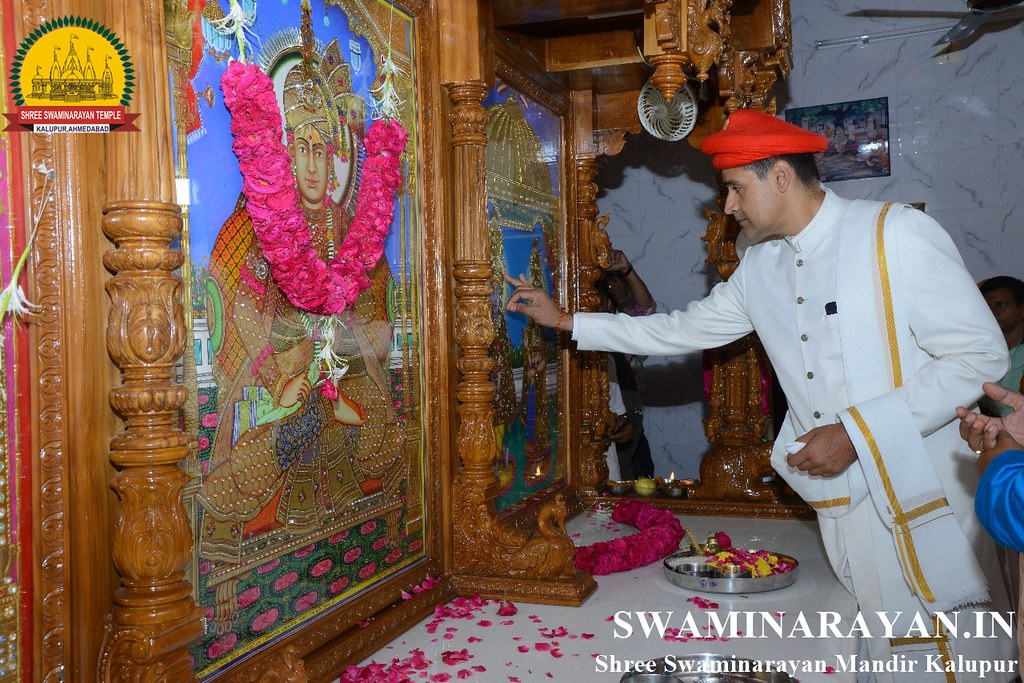 Murti Prathishta - Ambapur