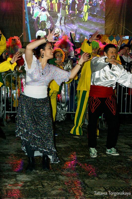 "Танец от ""Bayamo salsa"""