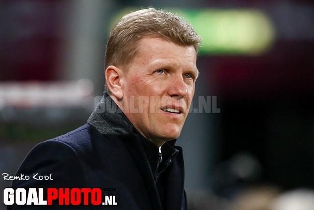 Jong Utrecht - NEC  12-03-2018