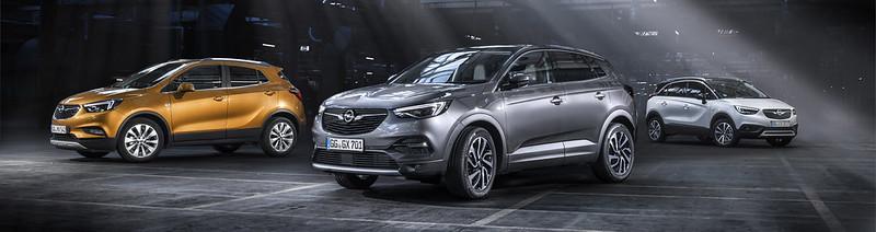 Opel-X-Modelle: Die mit dem gewissen X-tra
