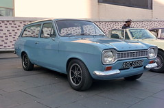Ford Escort_Mk1_Estate_Coventry Transport Museum_Coventry_Feb18
