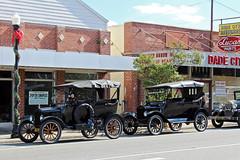 Antique Model Ts, Dade City
