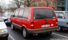 Renault Espace 2000-1 1985