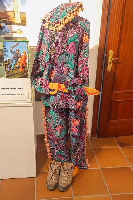 GOÑATEKO MASKARADA- ZUBEROA- MASCARADA DE GOÑATE .Museo de Orozko 2018 #DePaseoConLarri #Flickr -9