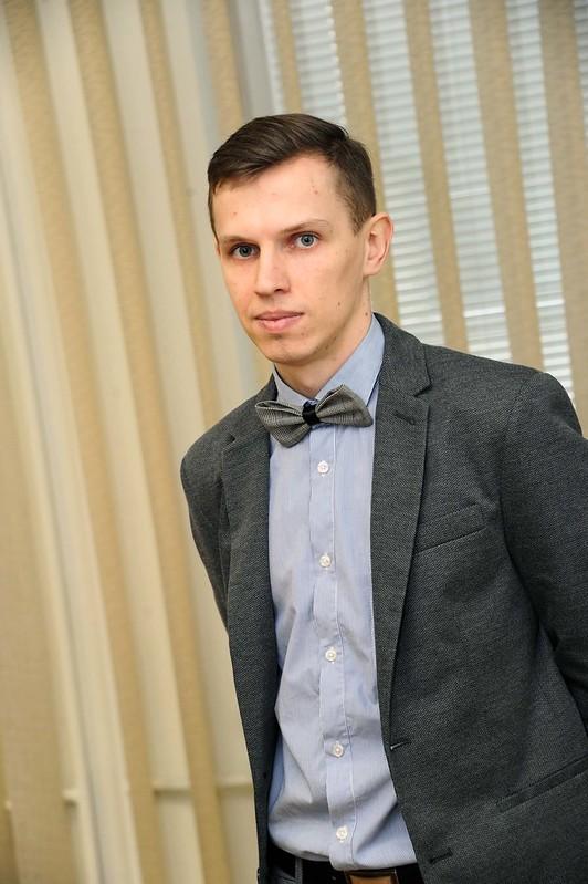 Mariaus Urbonavičiaus daktaro disertacijos gynimo akimirkos