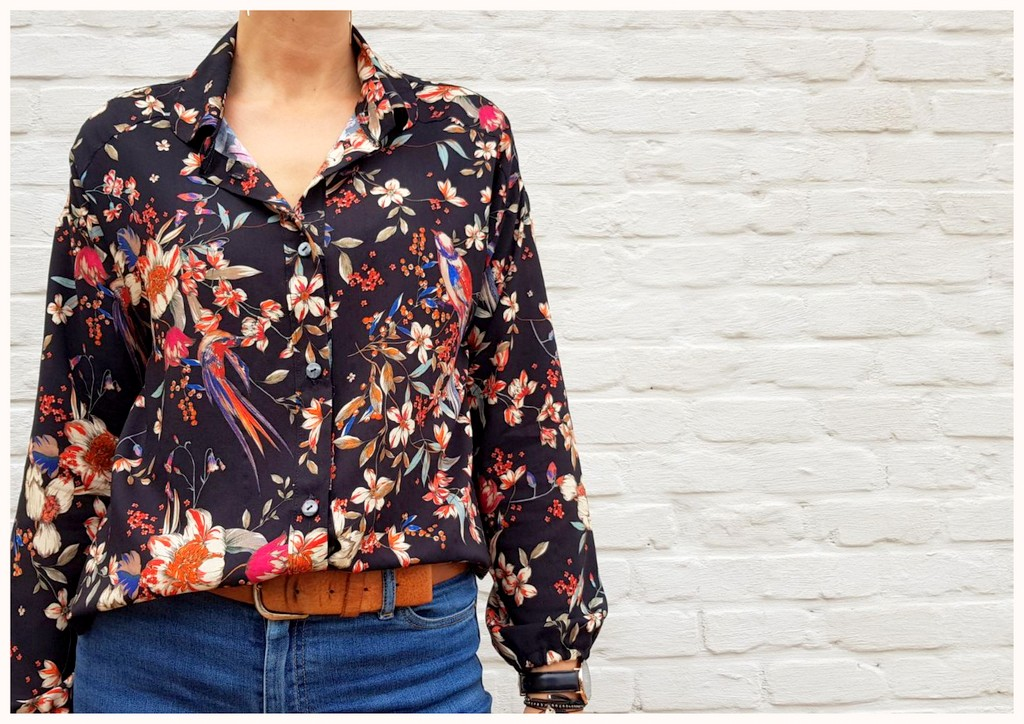 flower blouse 5