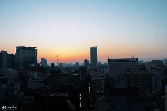 她說旅途若是卷底片 | 東京,72時 | 28