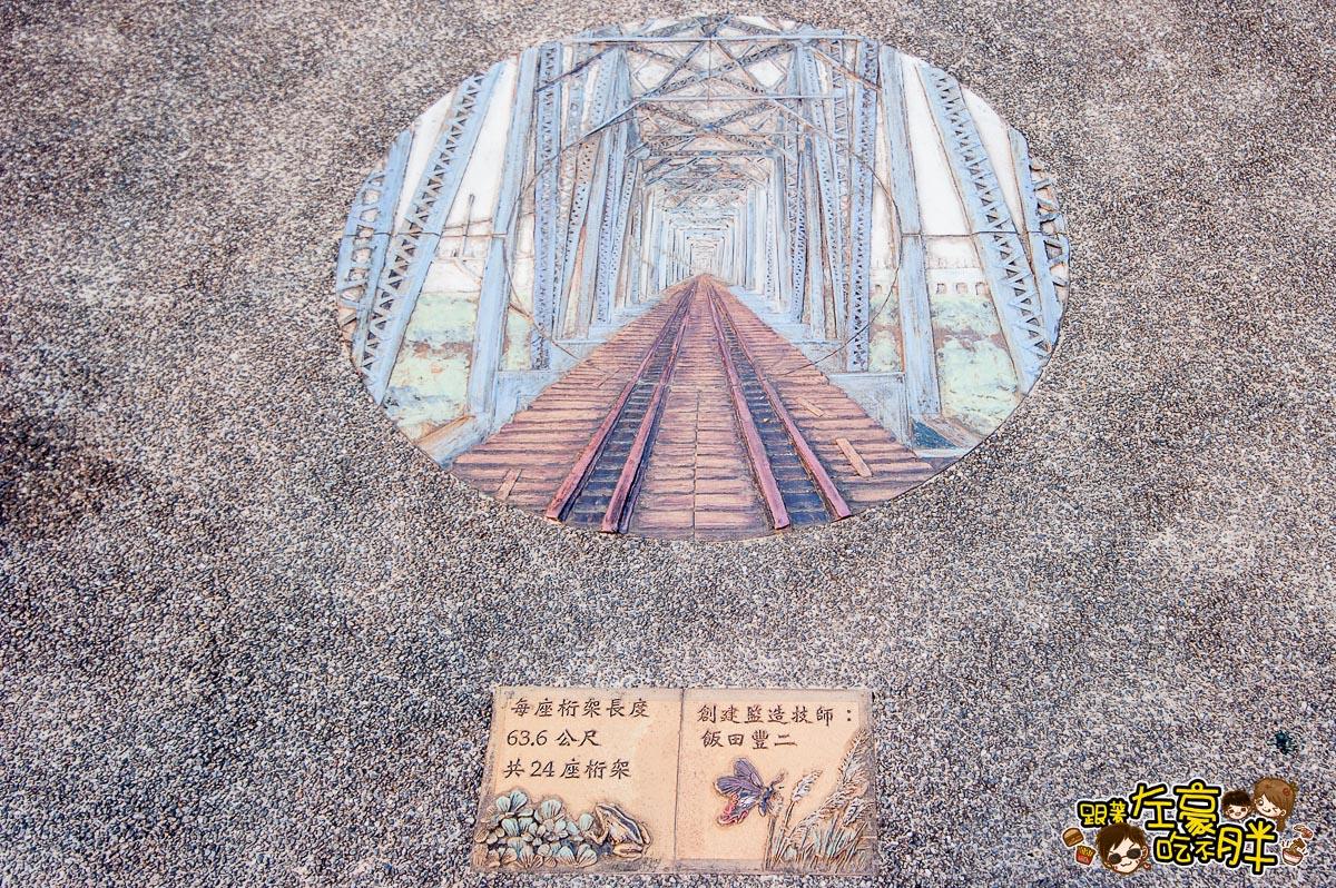 舊鐵橋(屏東端)花海-20