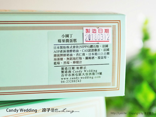 Candy Wedding 9