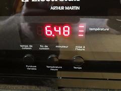 6 heures de cuisson
