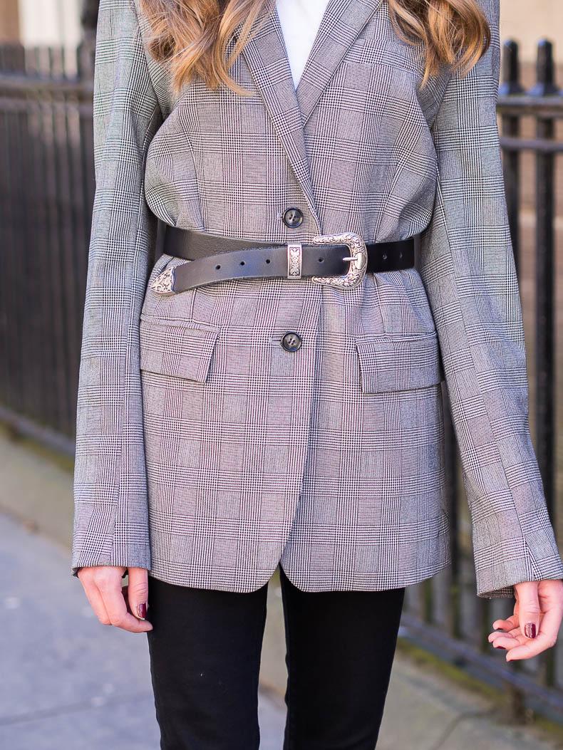 belted-check-blazer