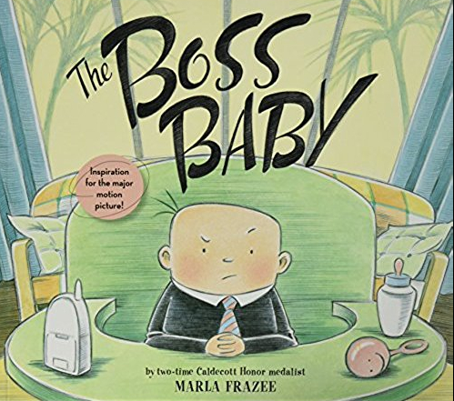 Marla Frazee: The Boss Baby
