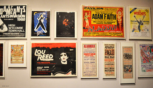 Posters, V&A