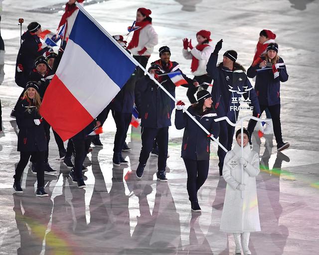 PyeongChang2018 / Cérémonie d'ouverture