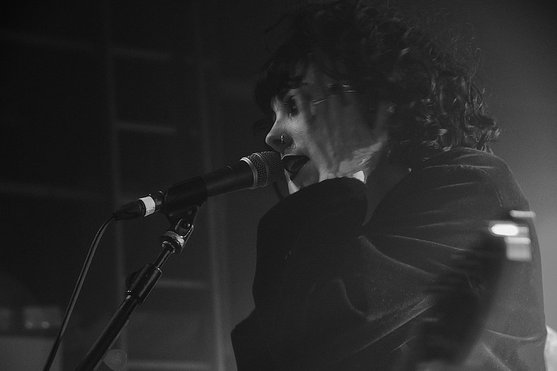 Pale Waves live at The Garage, London, 7 March 2018