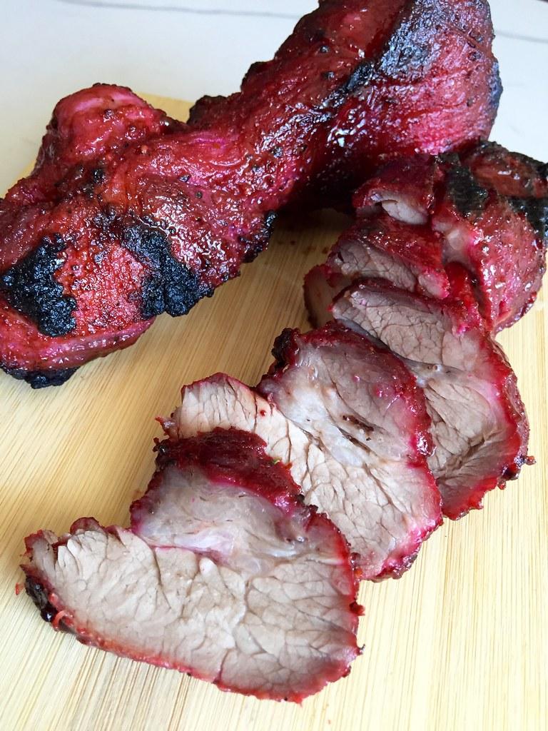 Thịt Xá Xíu {Chinese Char Siu - BBQ Pork}