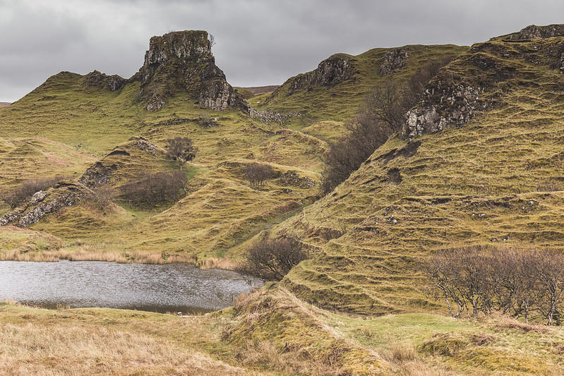 Fairy Glen - Skye - Scotland 2017