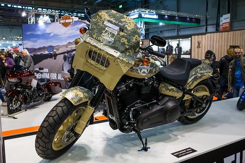 Harley-Davidson Fat Bob Freedom