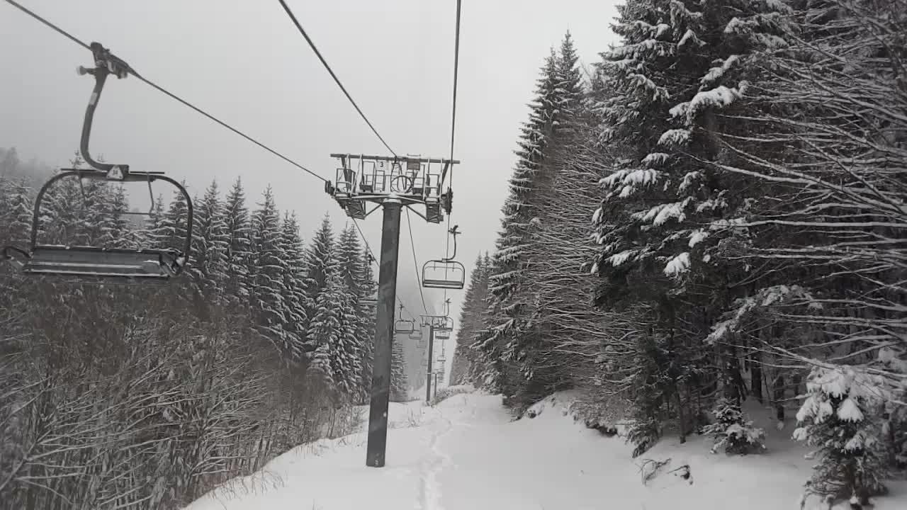 Snowboard @ Predeal