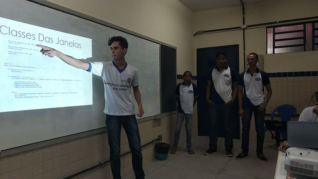 Apresentação PI: Desenvolvimento de Sistemas - 1º Ano Subsequente