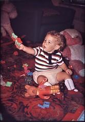 Kodachrome - Me & Rupert - 1973