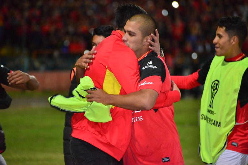 Deportivo Cuenca vs Sportivo Luqueño