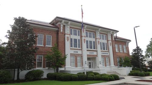 chfstew mississippi msstonecounty courthouse 100yearsold