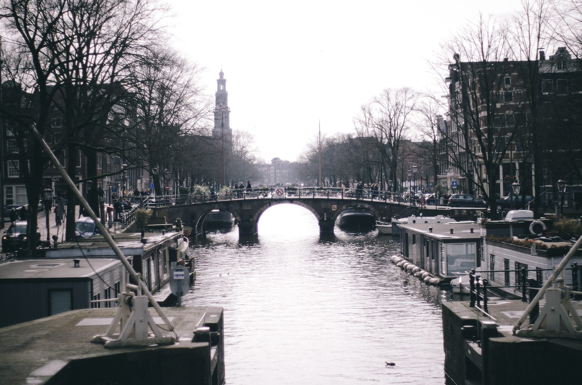 Amsterdam, Winter