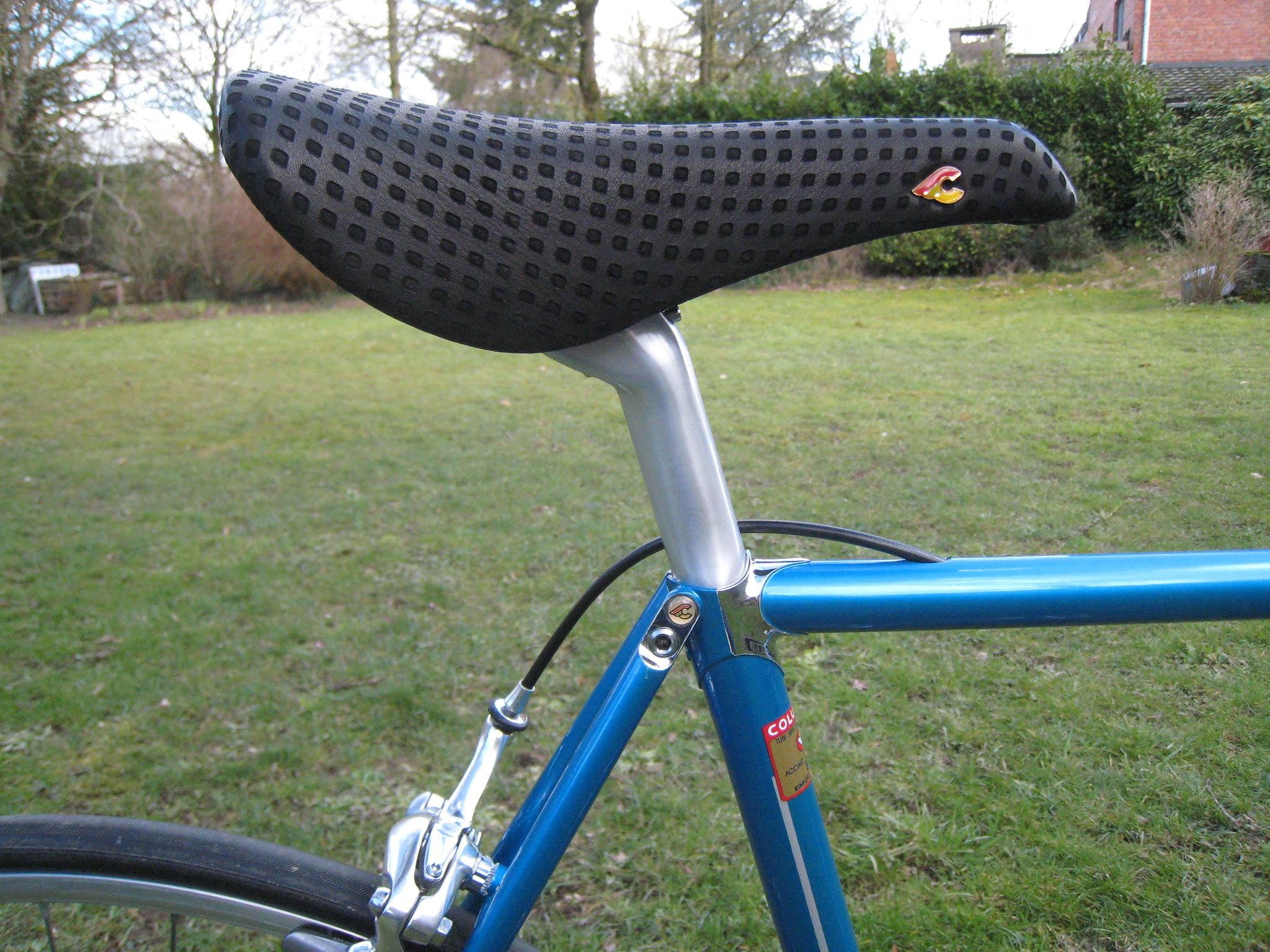 Cinelli Super Corsa. Une semaine un vélo. 26937398768_af625d4286_k