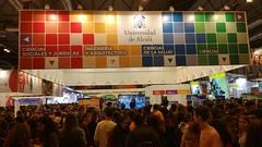 Stant en Aula de la Universida de Alcalá: ¿Qué color eres tú?