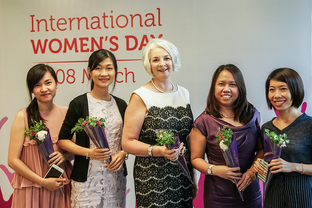 International Women's Day 2018 - staff event