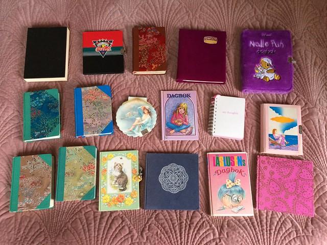 Dagböcker