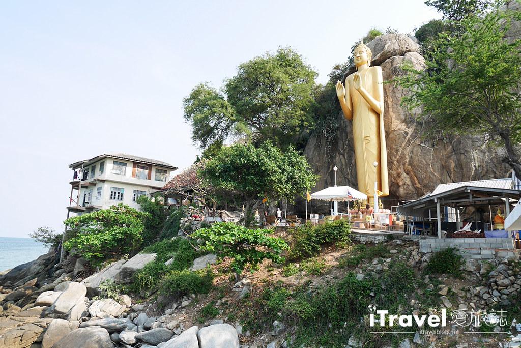 华欣景点推荐 筷子山海滩Khao Takiab beach (14)