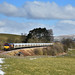 66168 4M00 Mossend-Clitheroe empty cement, leaving Settle 19.03.2018