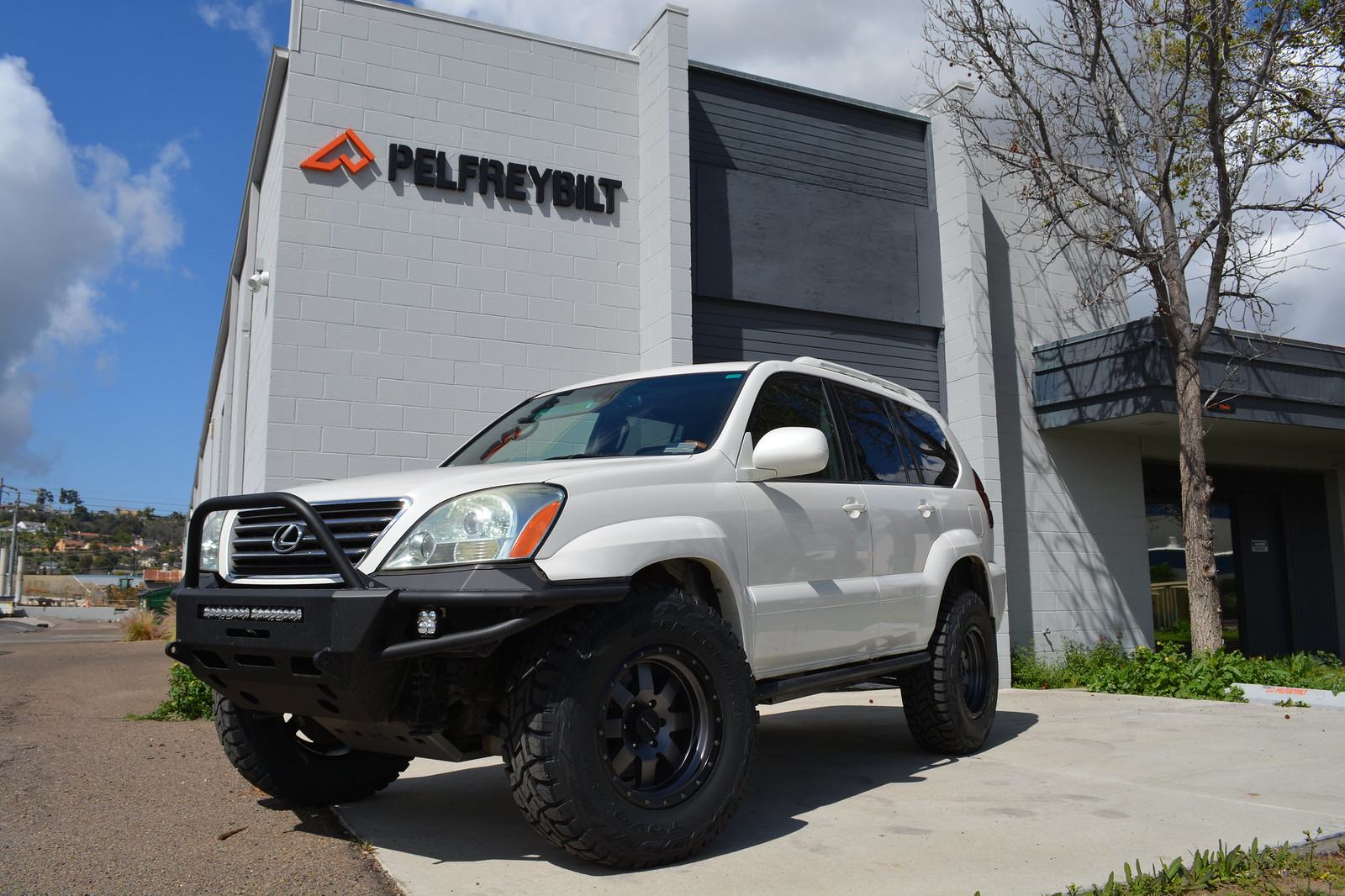bumper gx470 front pelfreybilt support tube hybrid road etc sales info steel bumpers forum ih8mud