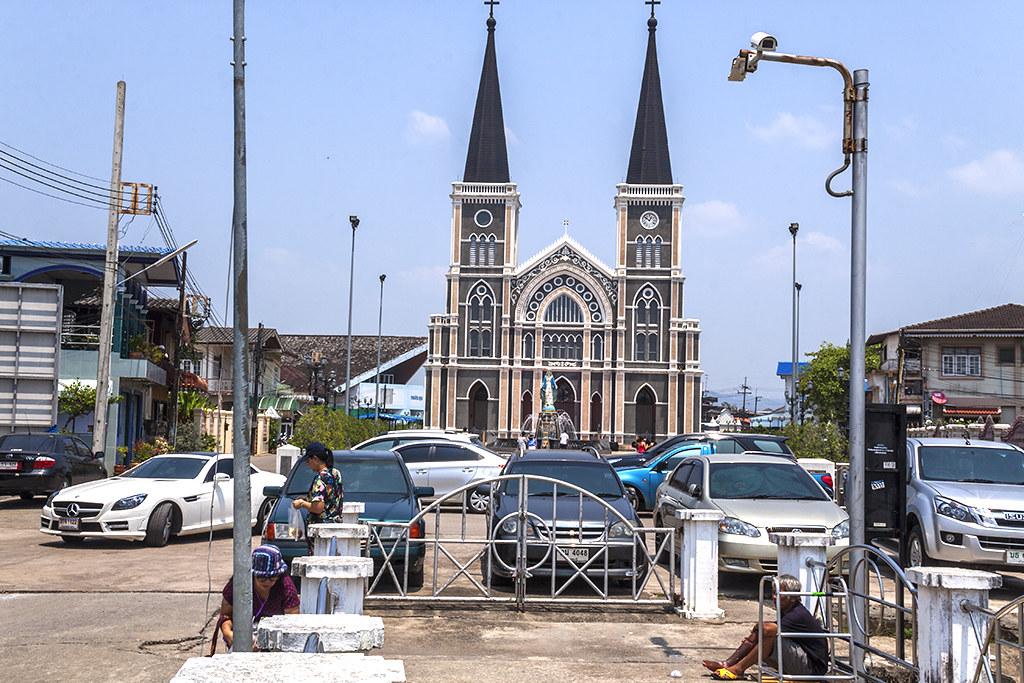 Cathedral--Chanthaburi