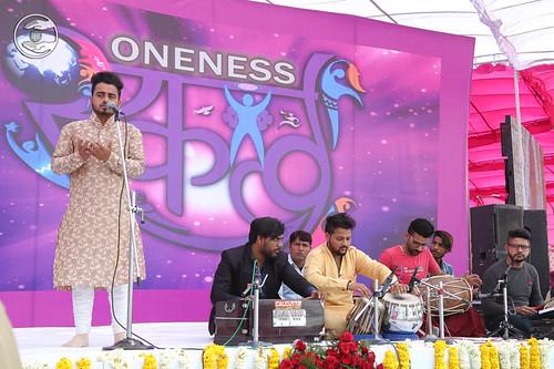 Devotional song by Vivek from Yamuna Nagar