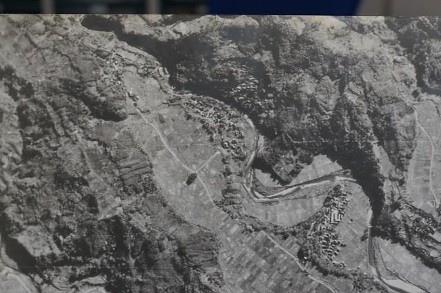 古い航空写真