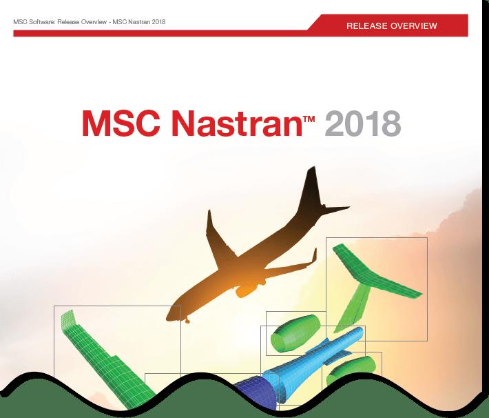 MSC Nastran 2018 x64 full license